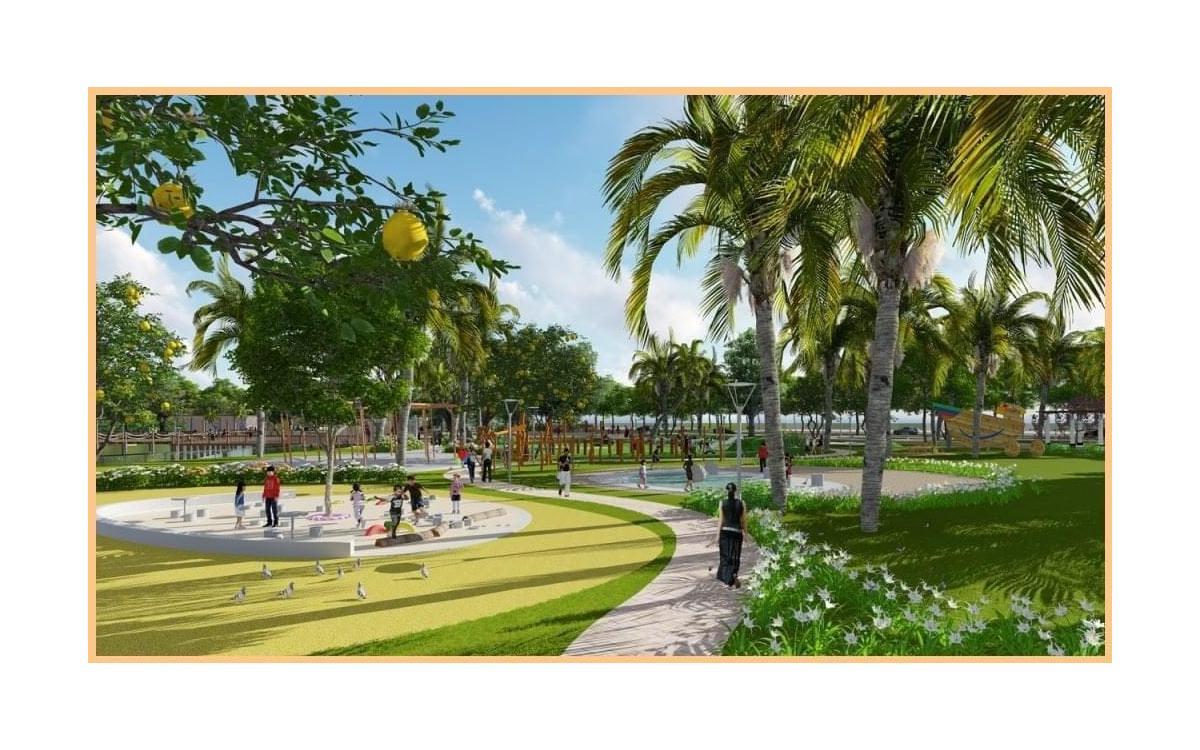 Khu Dân cư TMDV Minh Trí - dự án Nhà đất Hậu Giang đáng sống hiện nay