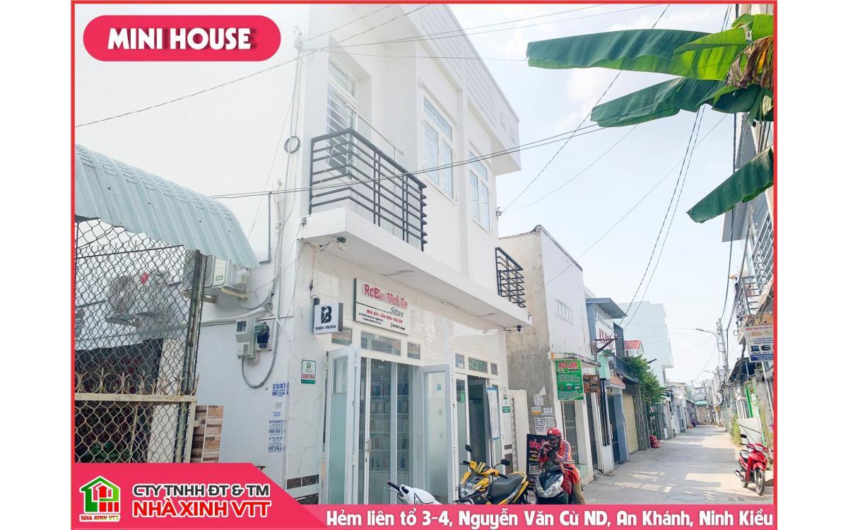 Nhà Xinh VTT - Cho thuê mini house Cần Thơ uy tín, đa dạng sản phẩm